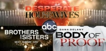 Brothers & Sisters, Desperate Housewives : programmation